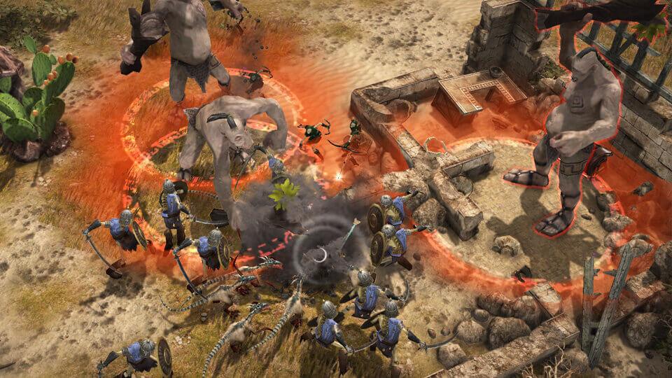 Drakensang Online битва