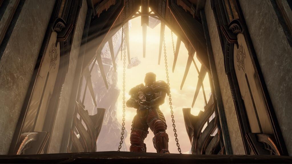 Quake Champions герой