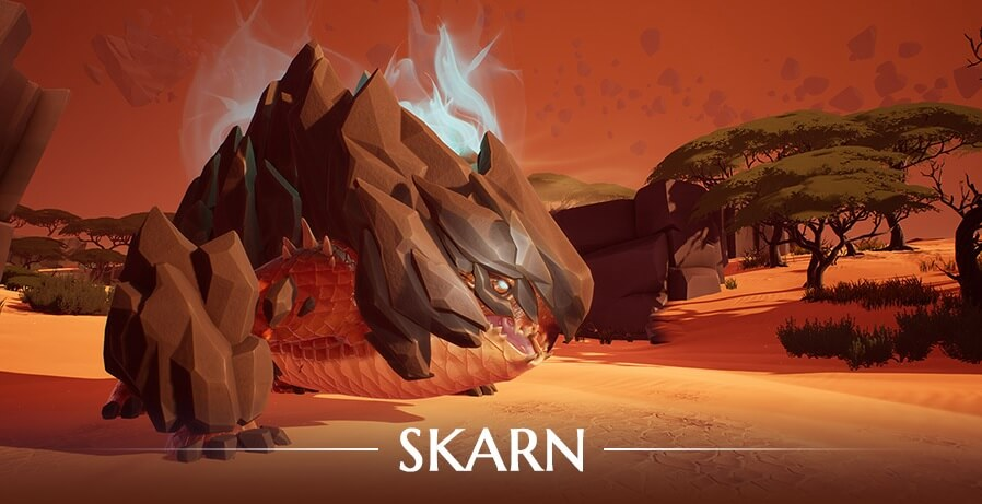 Dauntless Skarn