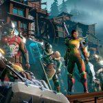 Dauntless: немного о проекте и геймплей