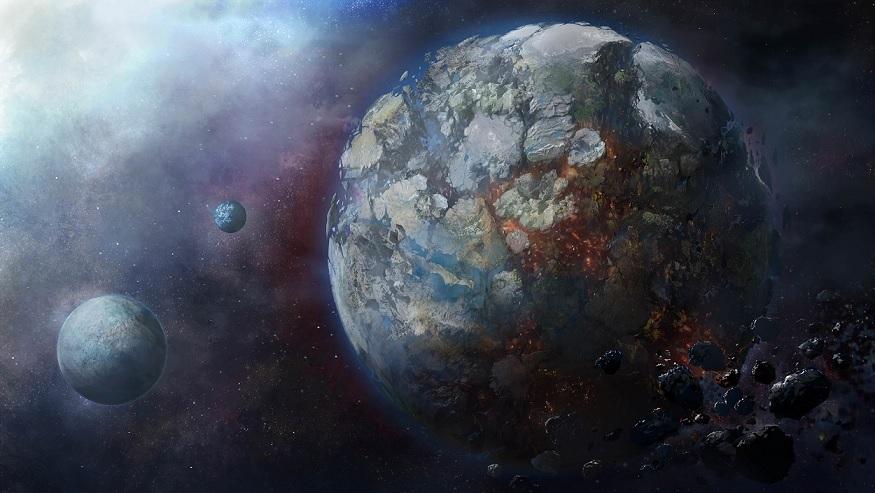 AIR планета Харт