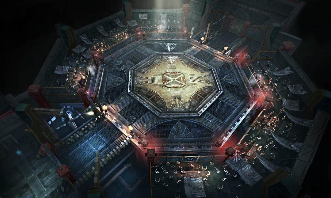 Lost Ark подземная арена
