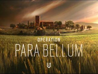 Tom Clancys Rainbow Six Siege Операция Para Bellum