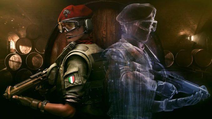 Tom Clancys Rainbow Six Siege оперативник Alibi