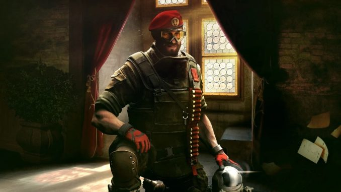 Tom Clancys Rainbow Six Siege оперативник Maestro