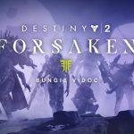 Destiny 2: Forsaken появится уже этой осенью