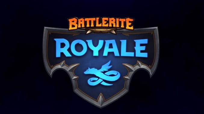 Battlerite Royale обложка