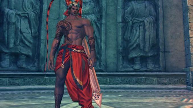 Blade & Soul Мастер гнева