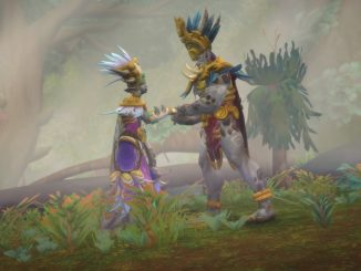 World of Warcraft Азерот