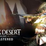 Black Desert: демонстрация нового класса — Стрелок (Лучник)