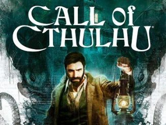 Call of Cthulhu обложка