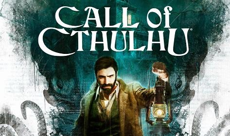 Call of Cthulhu обложка