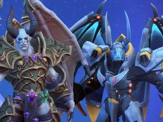 Heroes of the Storm Малганис