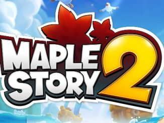 MapleStory 2 обложка