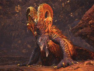 Monster Hunter World золотой дракон