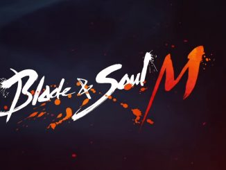 Blade & Soul M обложка