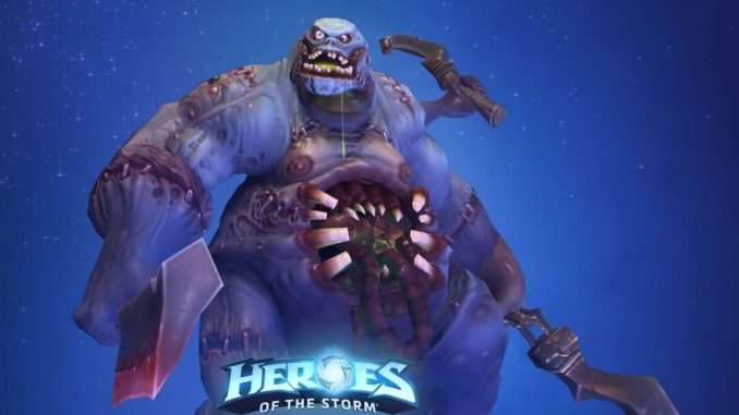 Heroes of the Storm Стежок