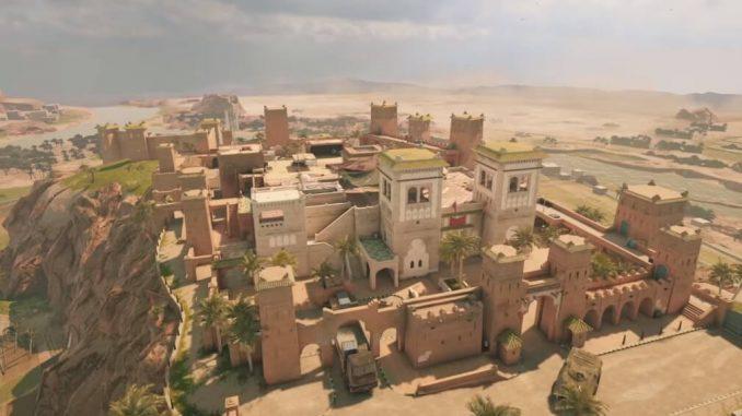 Tom Clancys Rainbow Six Siege карта Крепость