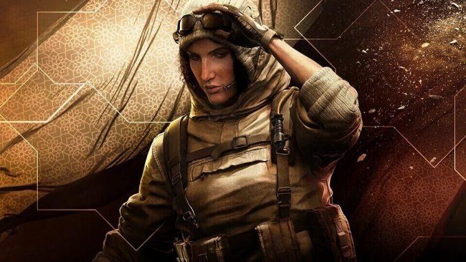 Tom Clancys Rainbow Six Siege Nomad