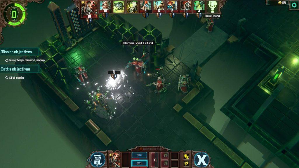 Warhammer 40k Mechanicus