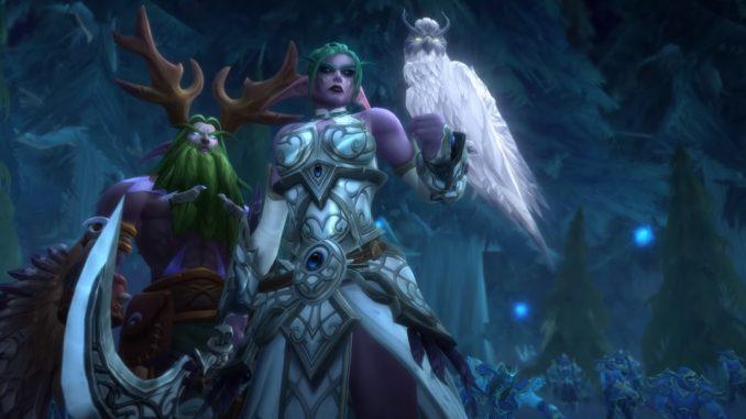 World of Warcraft Волны возмездия
