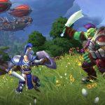 World of Warcraft: появилось зелье общения между фракциями