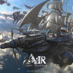 A:IR: гигантский дирижабль Inventus