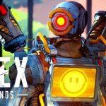 Apex Legends: рассказывает о внутриигровых событиях