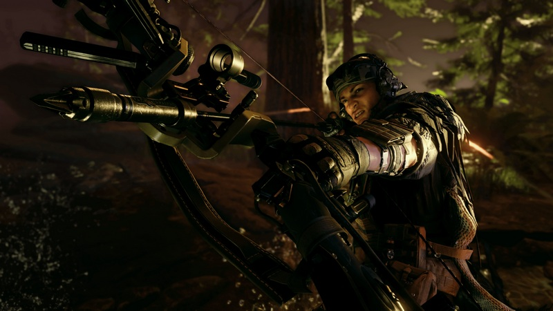 Call of Duty Black Ops 4 Outrider
