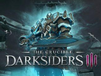 Darksiders III Тигель