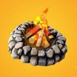 Fortnite: посидим, поговорим вокруг уютного костра