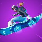 Fortnite: полетаем на сноубордах?