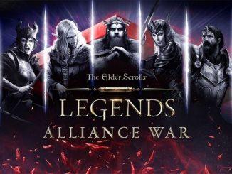 The Elder Scrolls Legends Война альянсов