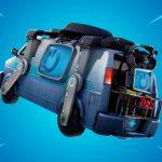Fortnite: летающая взрывчатка и фургон возрождения