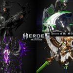 Heroes of the Multiverse: гемплейный трейлер