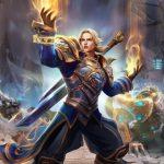 Heroes of the Storm: добавляет нового героя Андуина