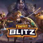 SMITE Blitz: новая мобильная игра SMITE