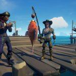Sea of Thieves: можно ловить и готовить рыбу