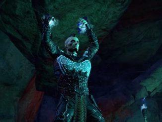 The Elder Scrolls Online Некромант