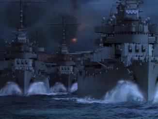 World of Warships боевые корабли