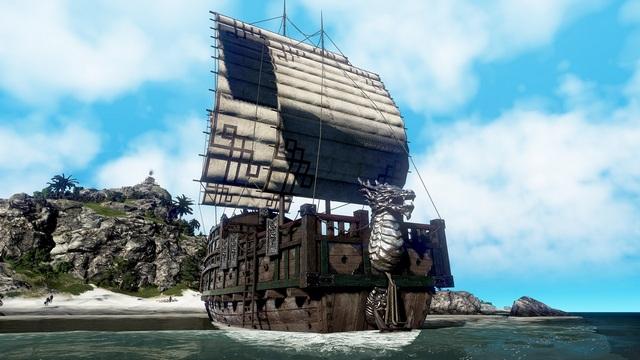 BDO новый корабль