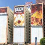 Doom Eternal: рекламная фреска практически завершена