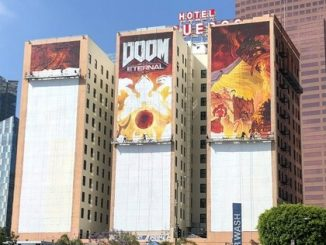 Doom Eternal неполная фреска