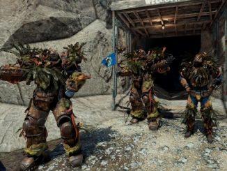 Fallout 76 новая силовая броня