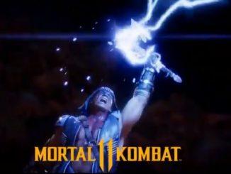 Mortal Kombat 11 Ночной волк