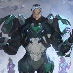 Overwatch: Сигма – гравитационный танк