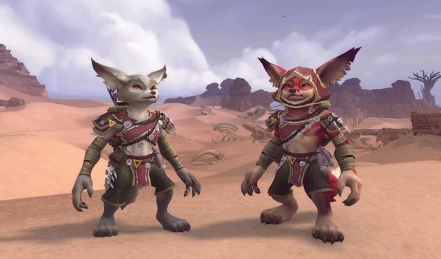 World of Warcraft Вульпера