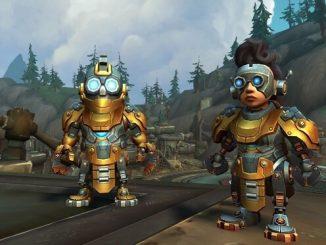 World of Warcraft Мехагномы