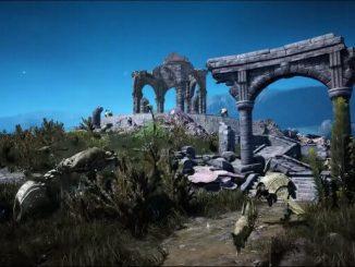 BDO Подводные руины Сикрайи