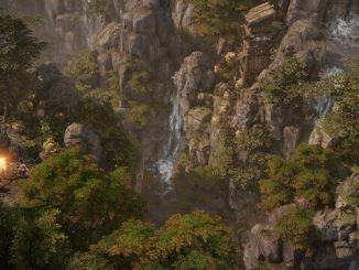 Lost Ark Змейковские водопады